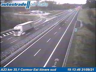 A23 km 33,6 - Cormor Est