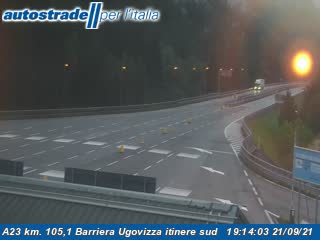 Barriera Ugovizza