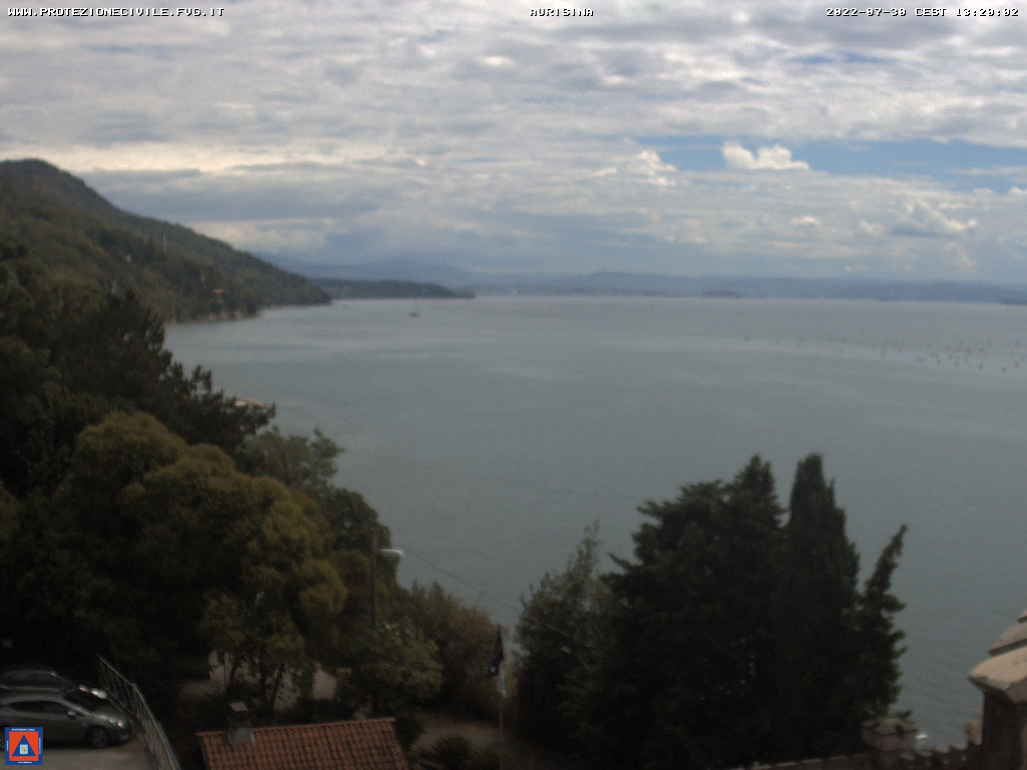 Webcam Trieste BIO & OGS